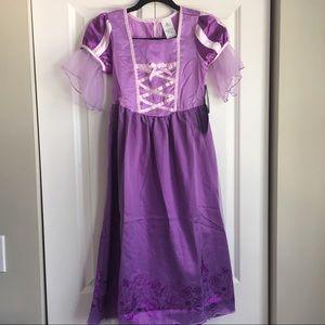 Disney Store Tangled Rapunzel Nightgown-L 9/10-NWT